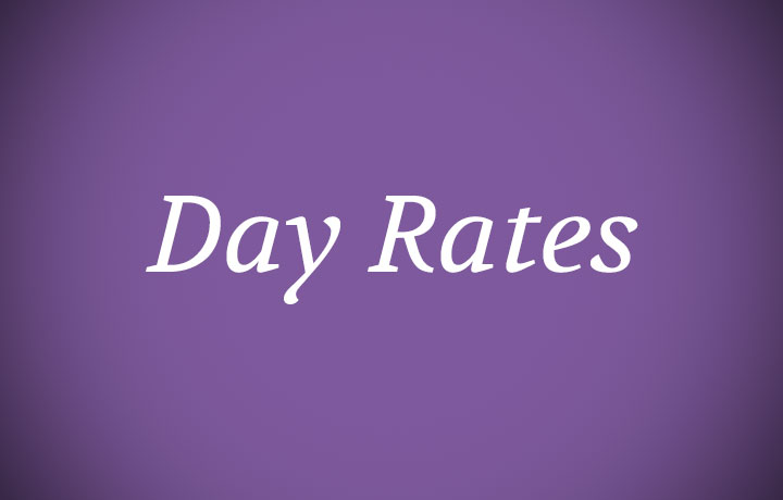 Custom Day Rates